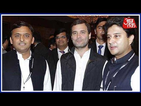 Alliance With Congress Was Due To Family Conflict In Samajwadi Party, Says Akhilesh Yadav
