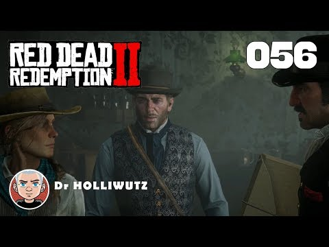 Red Dead Redemption 2 gameplay german #056 - Wiedersehen, lieber Freund [XB1X] | Let's Play RDR 2