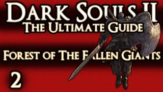 DARK SOULS 2 : THE ULTIMATE GUIDE - PART 2 - FOREST OF THE FALLEN GIANTS