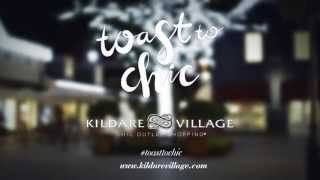 A Toast To Chic - Christmas Gifting Ideas At Kildare Village