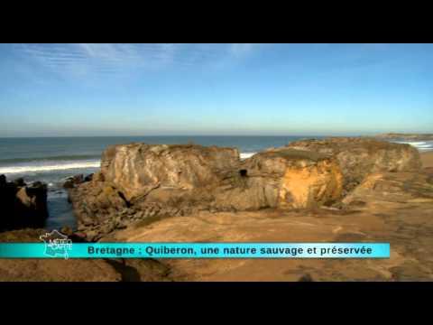 Quiberon, une nature sauvage et préservée