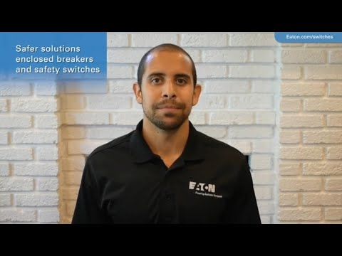 Eaton Power Bites: Industrial Safer Solutions