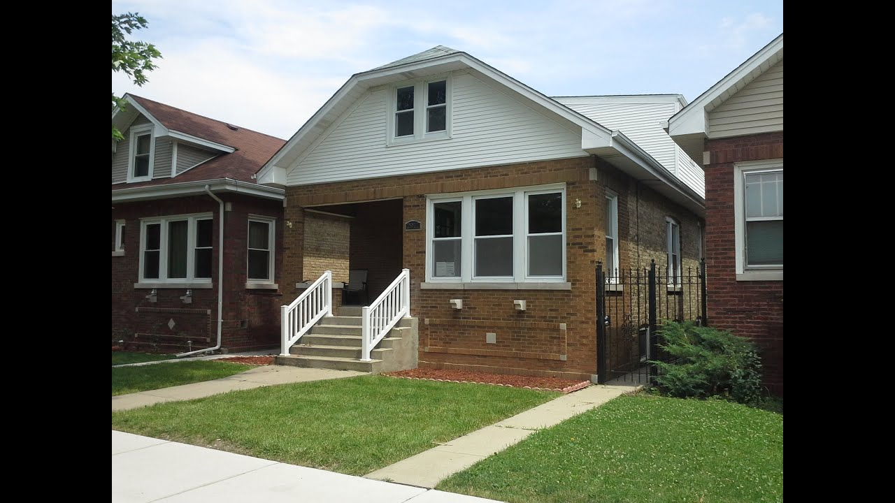 Chicago Bungalow Rehab For Sale In 60634: Chicago Bungalow Rehab For Sale In 60634