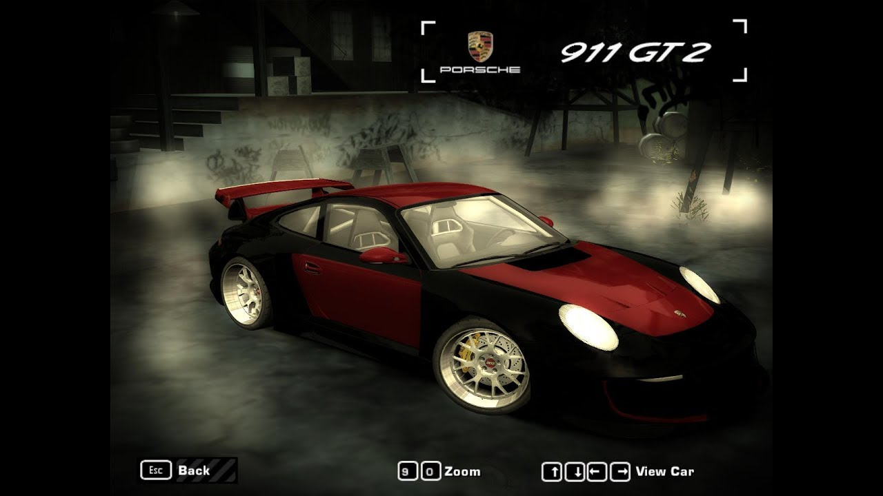 porsche 911 gt2 nfs 2005 youtube. Black Bedroom Furniture Sets. Home Design Ideas