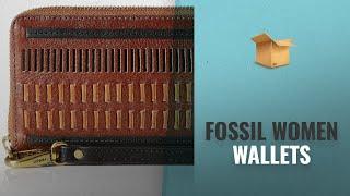 Top Selected Women Wallets By Fossil [2018 ]: Fossil Emma Women