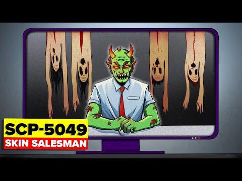 SCP-5049 - The Skin Salesman - Demon Dan's Discount Homunculus Depot (SCP Animation) |