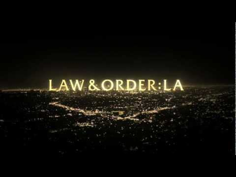 Law and Order Los Angeles HD Voice