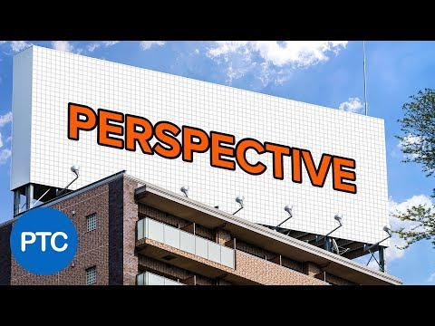 How To Place ANYTHING In Perspective Non-Destructively In Photoshop [Real-World Workflow]