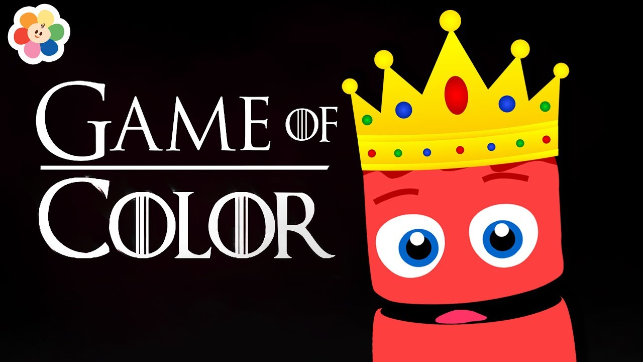 Game to learn colors - Color Of Thrones Color Crew Welcomes Back Game Of Thrones Learn Colors With Babyfirst