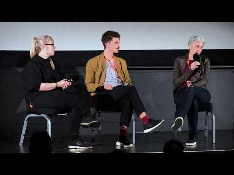 Risk - post screening Q&A: Sheffield Doc/Fest 2017