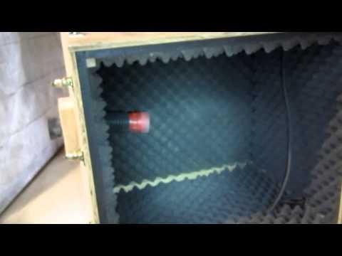 -22 dB Shop Vac Silencer
