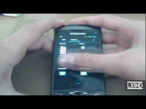 Android 4.1.1 auf dem Samsung Wave 1 (s8500) (German Voice) [HQ]