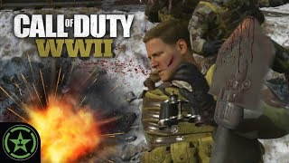 Let's Play - Call of Duty WWII - Sensitivity Training