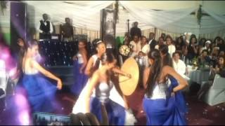 BEST ETHIOPIAN WEDDING DANCE 2015 DJ SURA