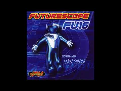 Futurescope Vol  16 mixed by DJ C.A. (Released 2001)