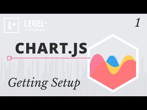 ChartJS Tutorials #1 - Getting Setup