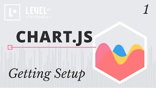 ChartJS Tutorials #1 - Getting Setup
