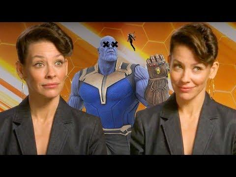 Evangeline Lilly On 'Avengers 4' & An All Female Avengers Movie
