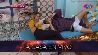 GH 2016 Madrugada 09 08 Yasmila y Pato diversion