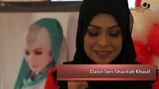 Sharifah Khasif Terbitkan Album Qasidah Burdah