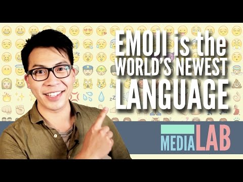 Emoji is the World's Newest Language | MediaLab
