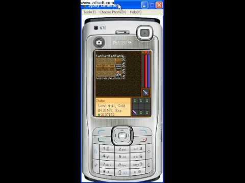Old TibiaME - emulator N70