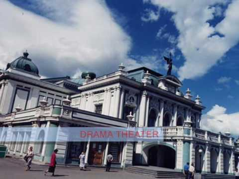 OMSK - THE CITY WHERE THE STAR WAS BORN