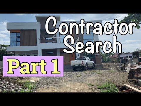 Contractor in Philippines l Part 1