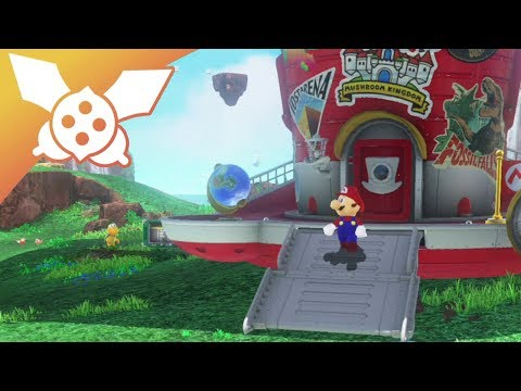 [LP] Super Mario Odyssey (Coop) #47 : Blocs lunaires imaginaires