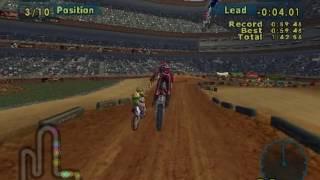 Sony PS2 ►  MX World Tour Featuring Jamie Little