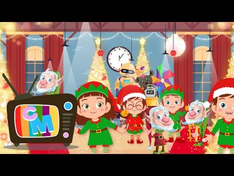Noi suntem spiridusi  – Clopotelul Magic – cantece de iarna pentru copii – Cantece pentru copii in limba romana