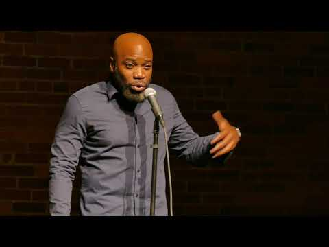 """2017 Individual World Poetry Slam Finals -  Michael Harriot """"My Mama is So Black"""""""