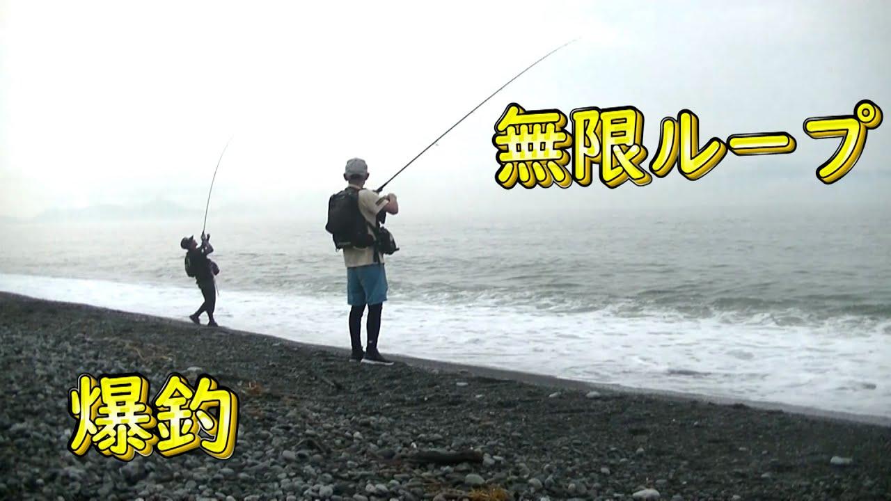 無限に魚が釣れる海があった!!絶望のタチウオ釣りからのフェニックス。