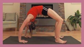 Backbend, Core & Arms Yoga Flow - 1 Hour Wheel Pose Yoga Workout {60 min}