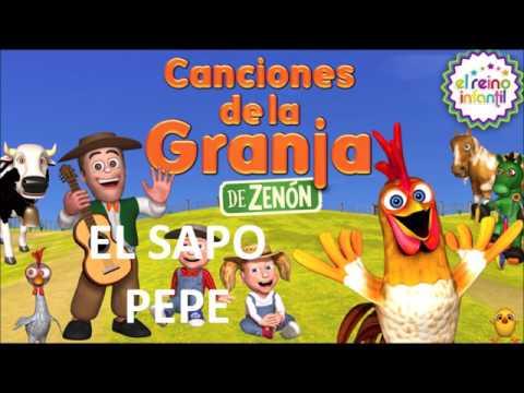 Canciones de la granja de Zenón - Pistas MIDI/Karaoke