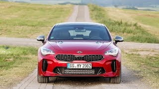 2018 Kia Stinger GT Release Date, Price And Specs