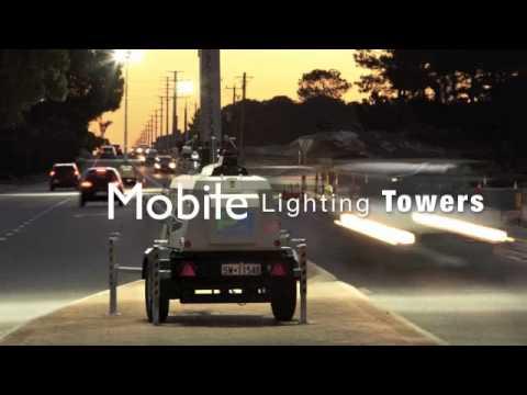 PR Power - Diesel Generators & Lighting Towers