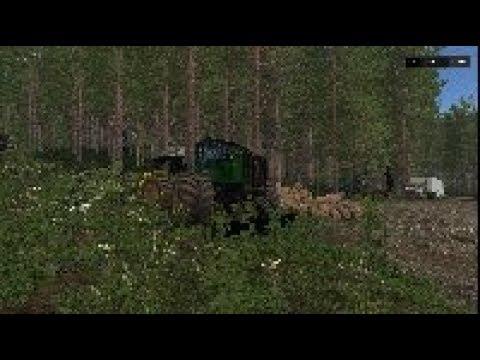 Farming Simulator Logging | KST MAP | Selective Cut PT. 9