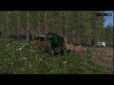 Farming Simulator Logging | KST MAP | Selective Cut PT. 9