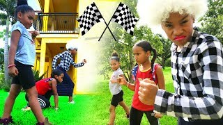 THE ULTIMATE RACE With GRANDMA ROSE!!!