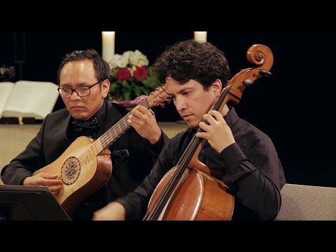 A. Vivaldi: Concerto For Strings In G Minor, RV 157 - Bremer Barockorchester, Ryo Terakado