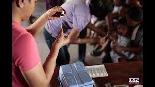 Bilang ng mga dapat mabakunahan ng tigdas sa Calabarzon mahigit 700 libo pa