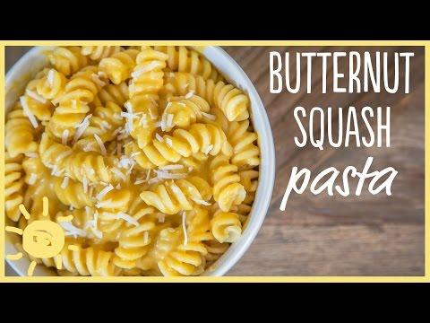 EAT | Butternut Squash Pasta