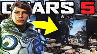 Gears of War 5 - New Gameplay Teaser! First Look at New Characters, Weapons & Modes! (Gears 5 News)