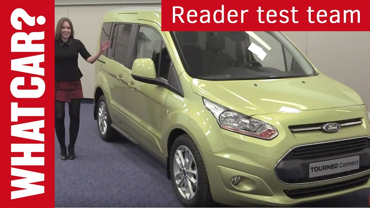 What Car? readers preview the 2014 Ford Tourneo Connect ...