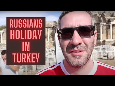 Turkey - Russian's most popular holiday destination