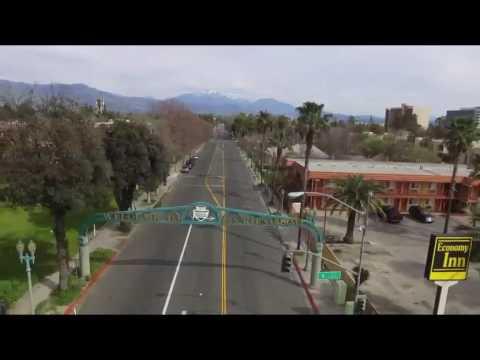 SB Strong - Drone Footage San Bernardino, CA