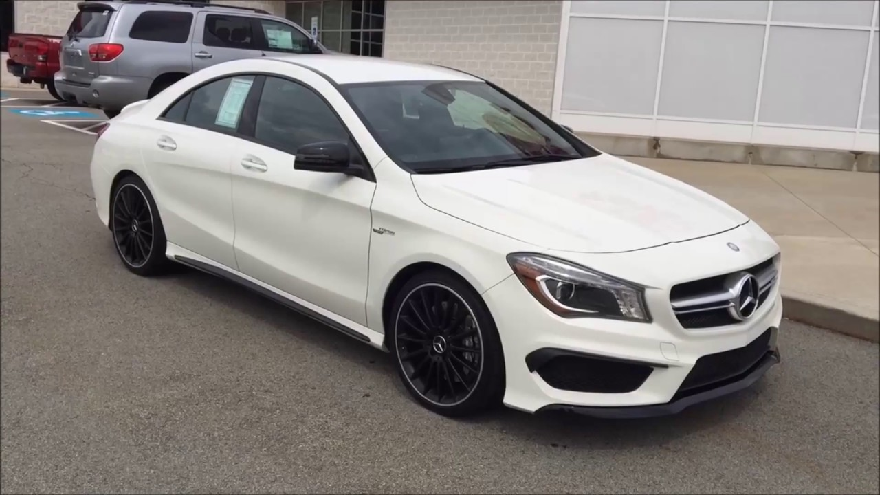 Mercedes Benz Cl45 Amg Monroeville Pa Toyota Of