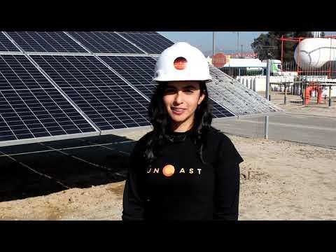 Constanza Levicán conversó con Felipe Hödar sobre energías renovables y transición energética