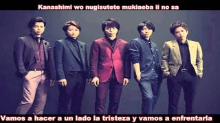 Endless Game - Arashi (Español - Romaji)